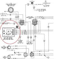 Fuel Sender Wiring Diagram  Wiring Diagram
