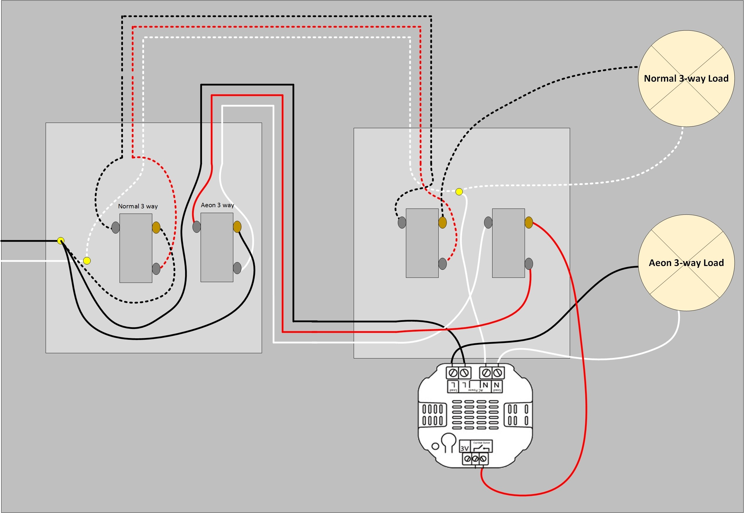 [DIAGRAM_5LK]  329 Leviton 3 Way Switch Wiring Diagram Decora 5641 | Wiring Library | Leviton Wiring Diagram 3 Way Switch No 5603 |  | Wiring Library