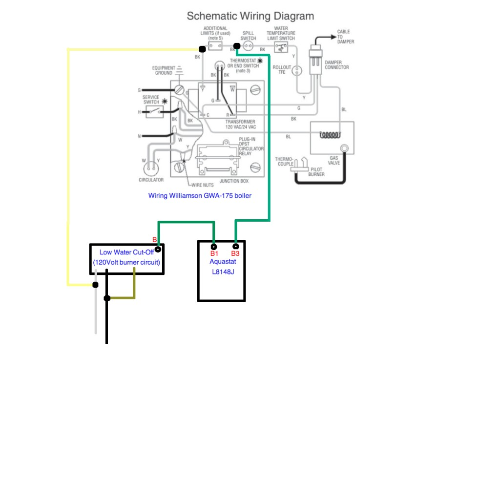 Mcdonnell Miller Low Water Cutoff Wiring Diagram Best Of