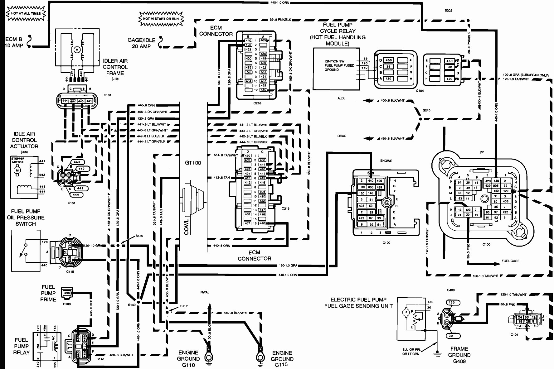 Fleetwood Rv Electrical Schematic. wiring diagram 1997