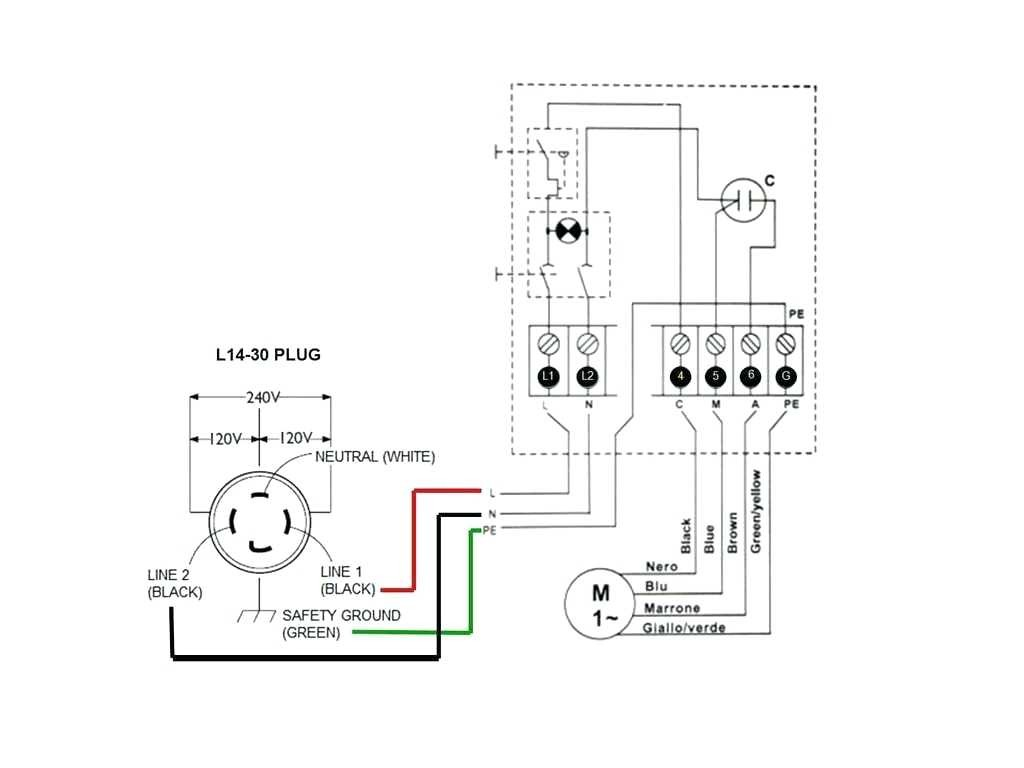 3 Phase Pump Wiring