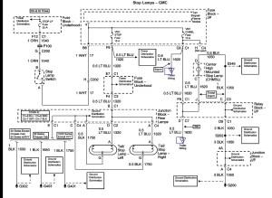 2000 Chevy Silverado 1500 Truck Wiring Diagrams  Wiring Diagram