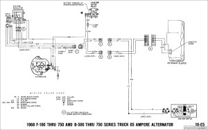[WRG3124] 801 Ford Tractor Wiring Diagram