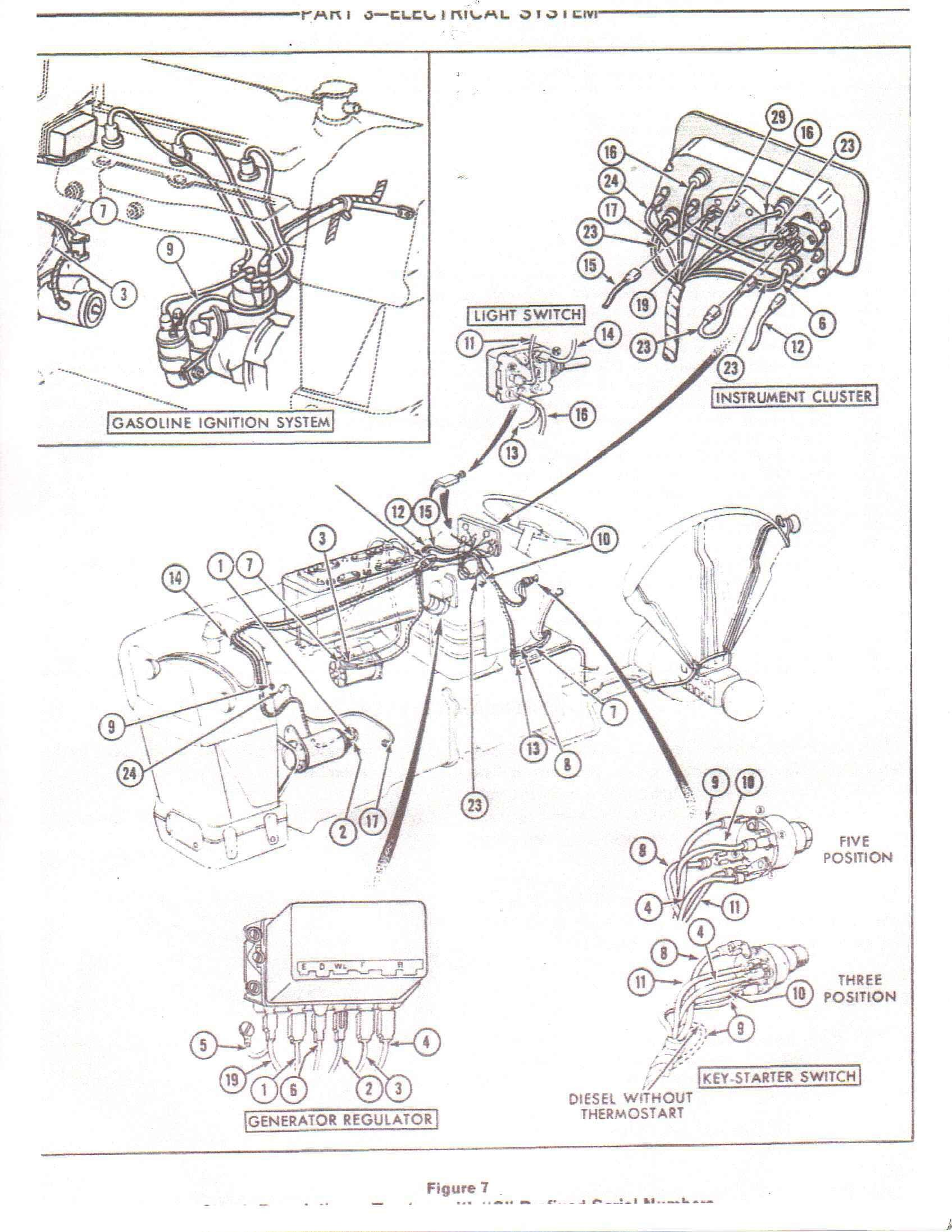 Ford tractor alternator wiring diagram elegant wiring diagram image