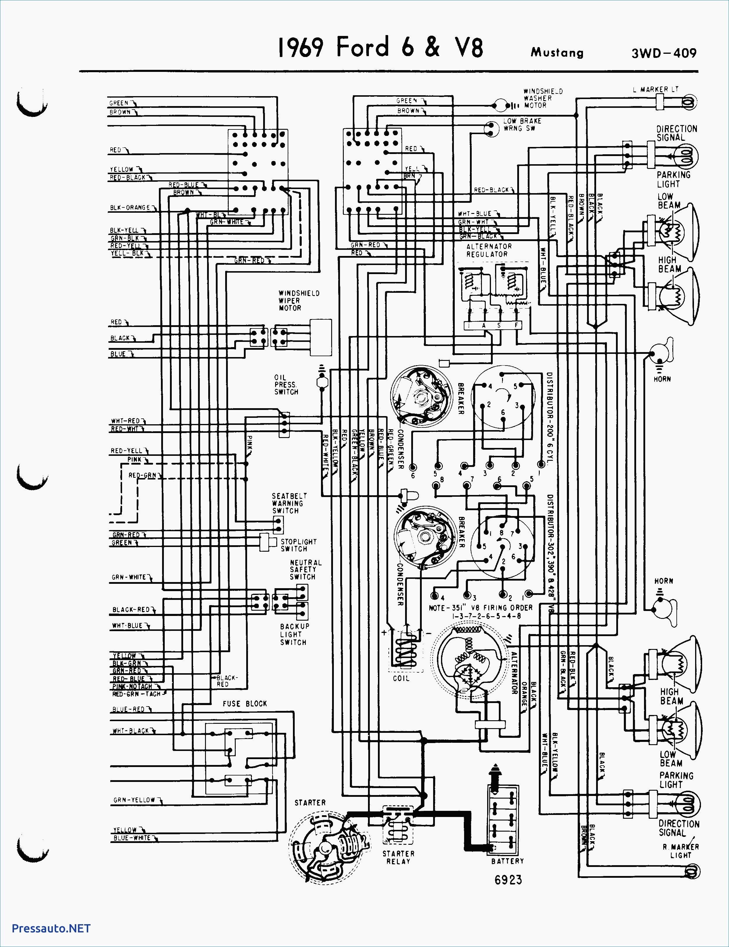 A Four Wire Alternator Wiring