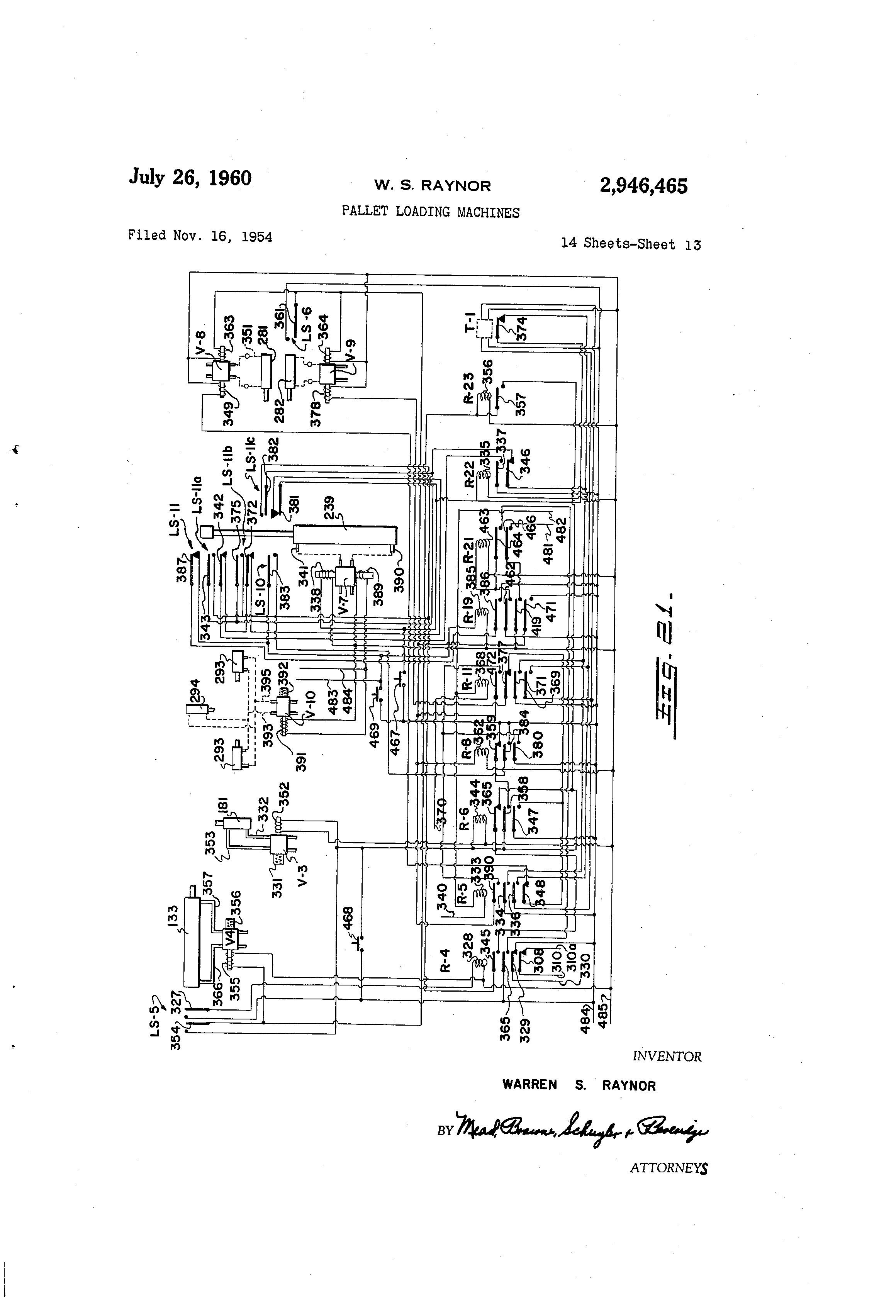 Hoist Control Wiring Diagram