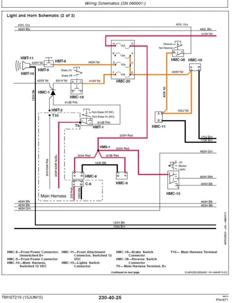 Gator 4x2 Electrical Diagram Wiring Operations Tx