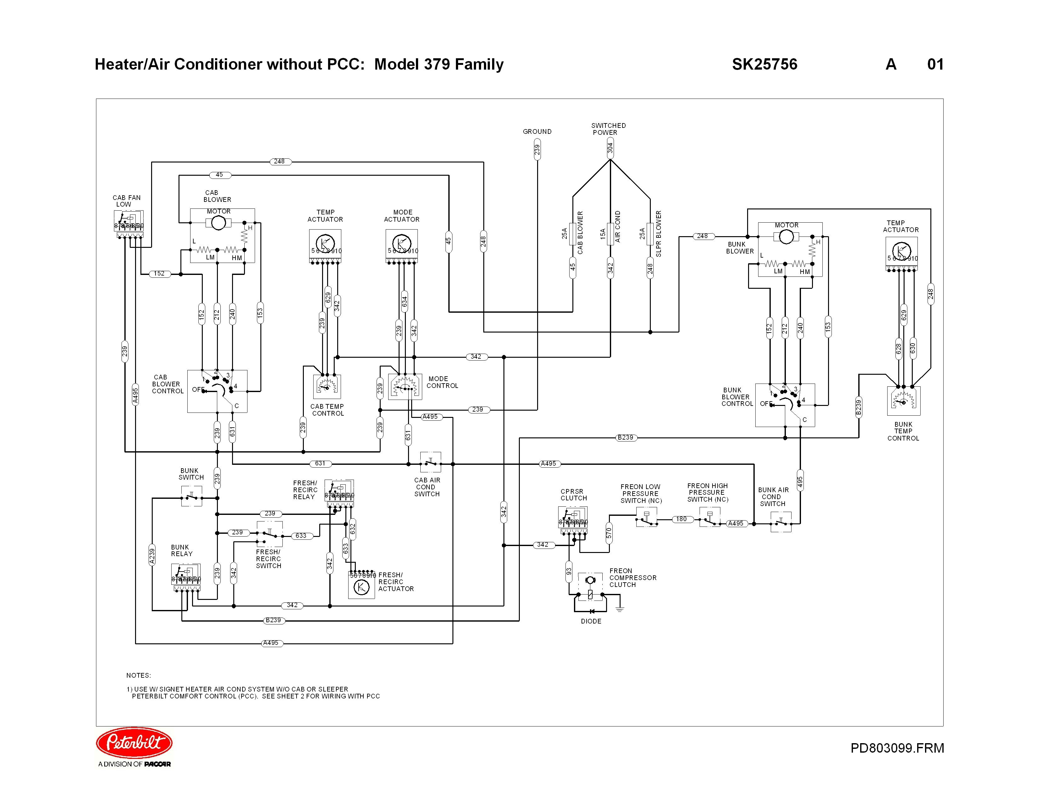 359 Peterbilt Wiring Diagram
