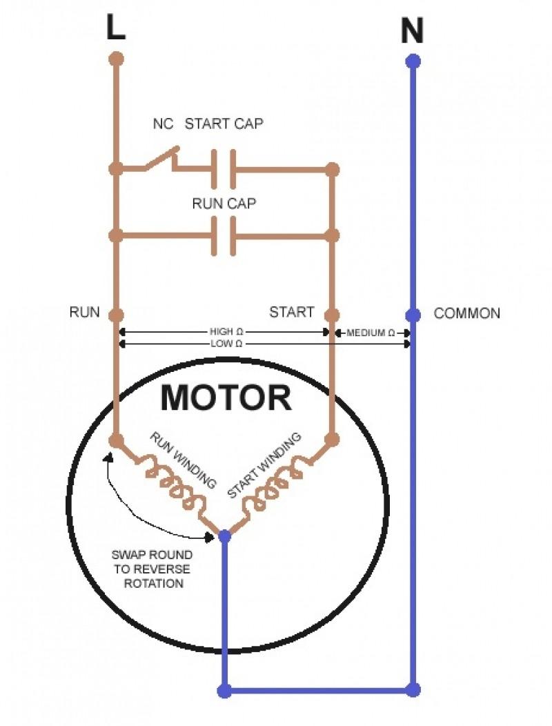single phase 230v motor wiring diagram inspirational awesome single phase motor capacitor wiring diagram gallery of single phase 230v motor wiring diagram?resize=800%2C1052&ssl=1 115 230v single phase motor wiring newmotorspot co