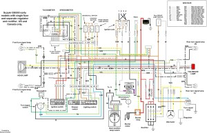 1982 Suzuki Gs1100e Wiring Diagram  Wiring Diagram and