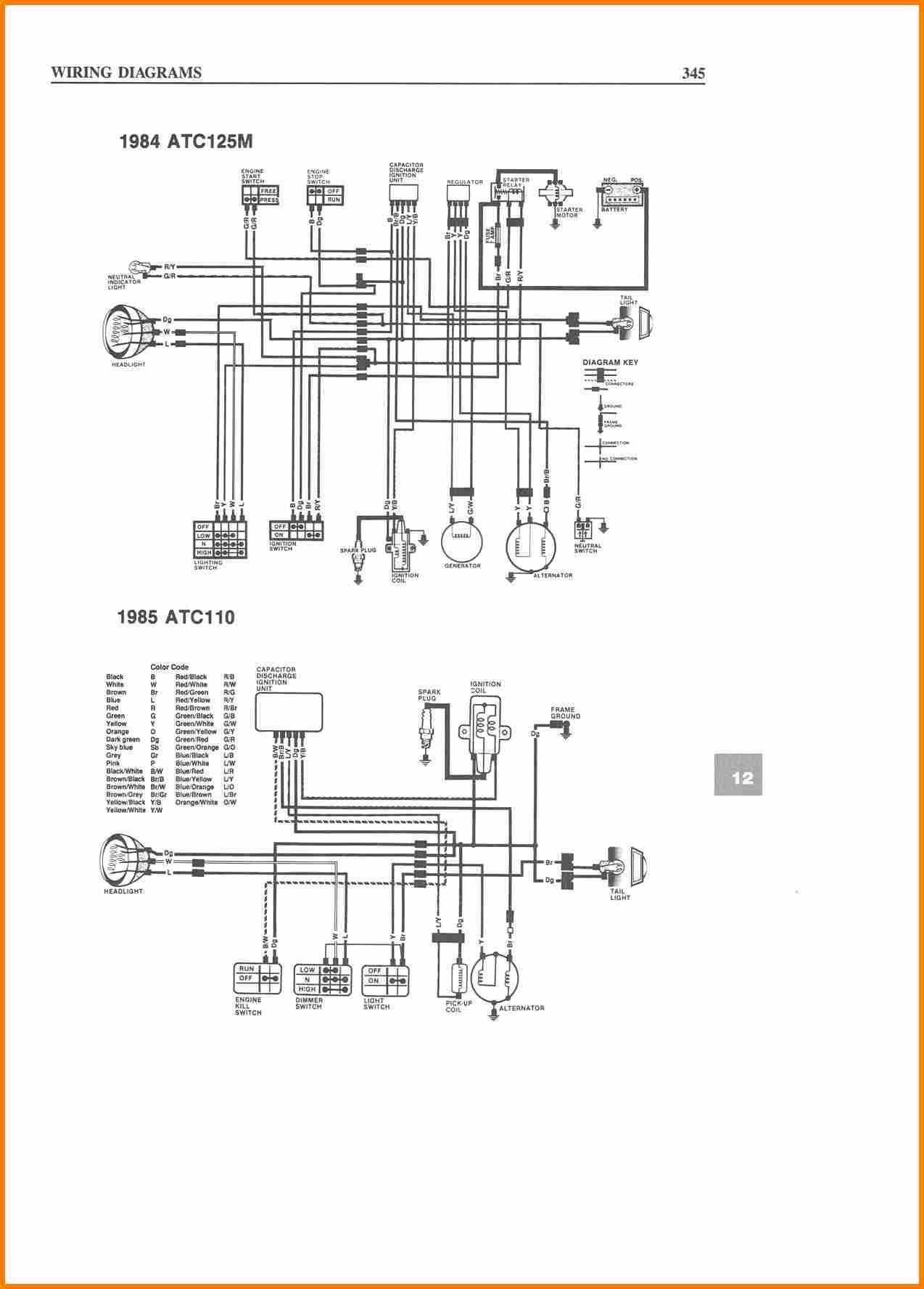 Chinese 90cc 4 Wheeler Wire Diagram Free Download Oasis
