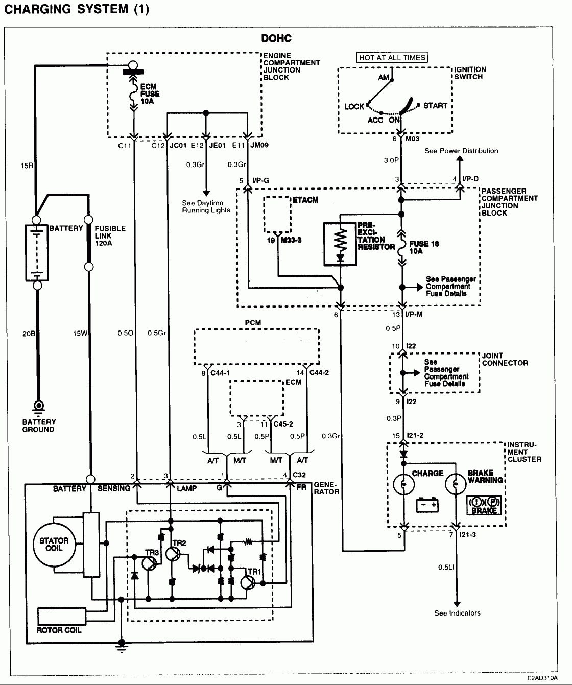 Ac Wiring Diagram 02 Hyundai Accent