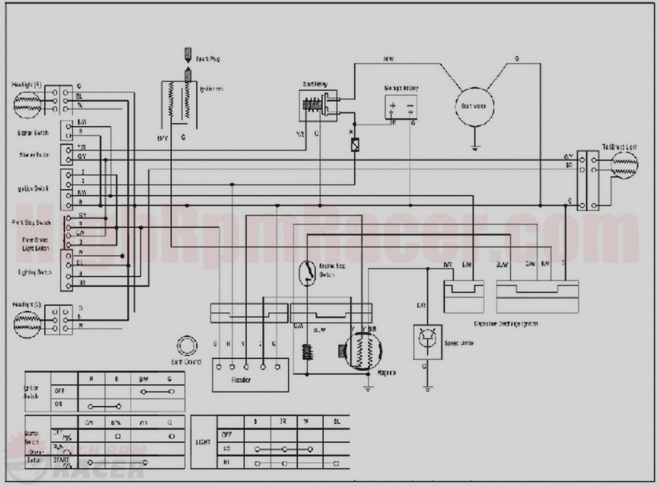 Buyang 300cc Atv Wiring Diagram Wiring Diagram