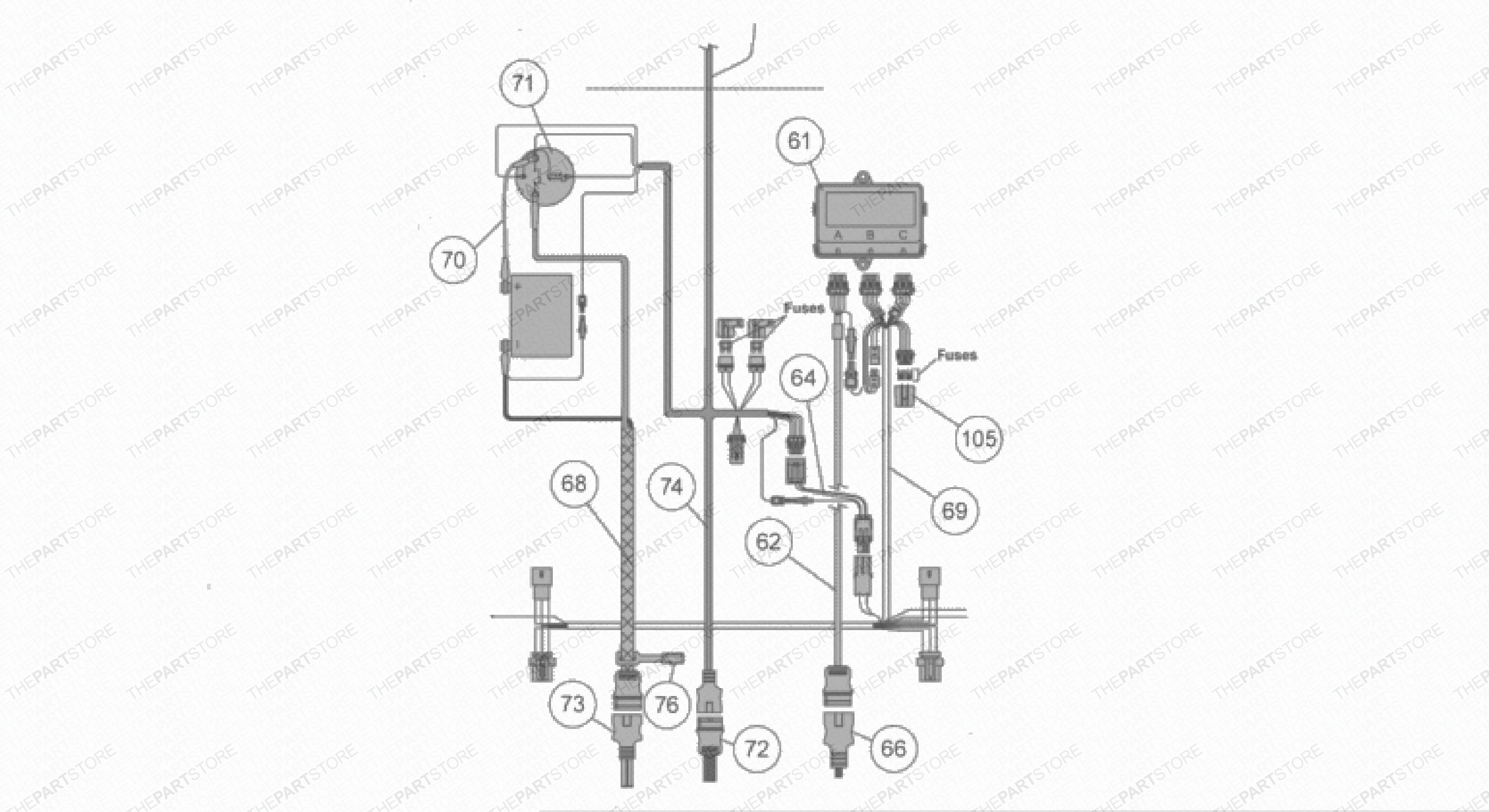 Fisher Minute Mount 2 Wiring Diagram