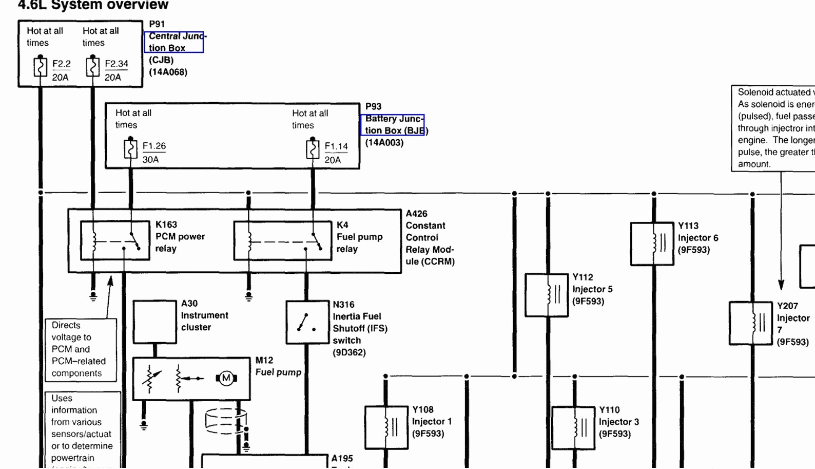 Ford F800 Relay Wiring Diagram | Wiring Diagram Database