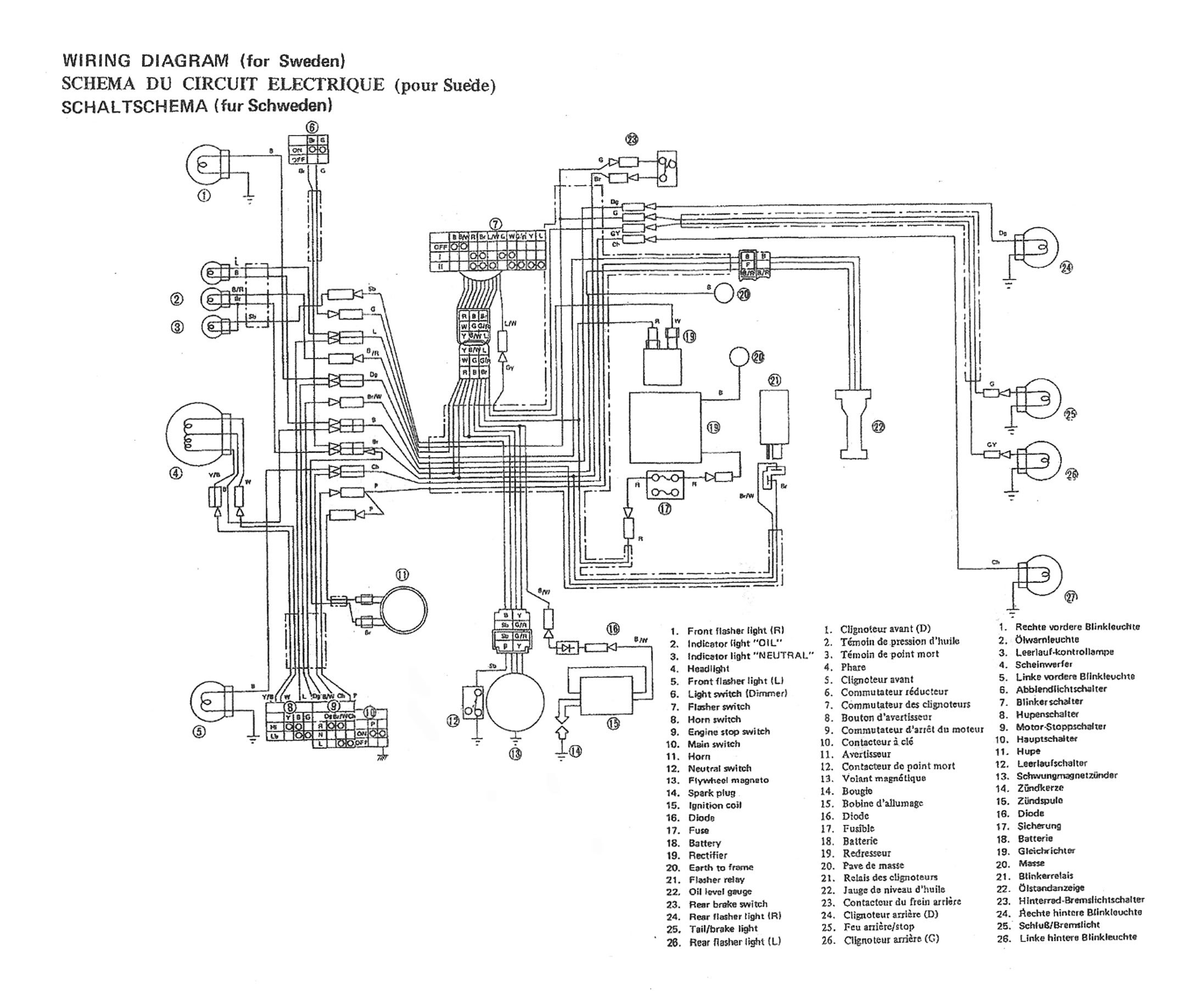 Honda 49cc Wiring Diagram Wiring Diagrams Deliver Deliver Miglioribanche It