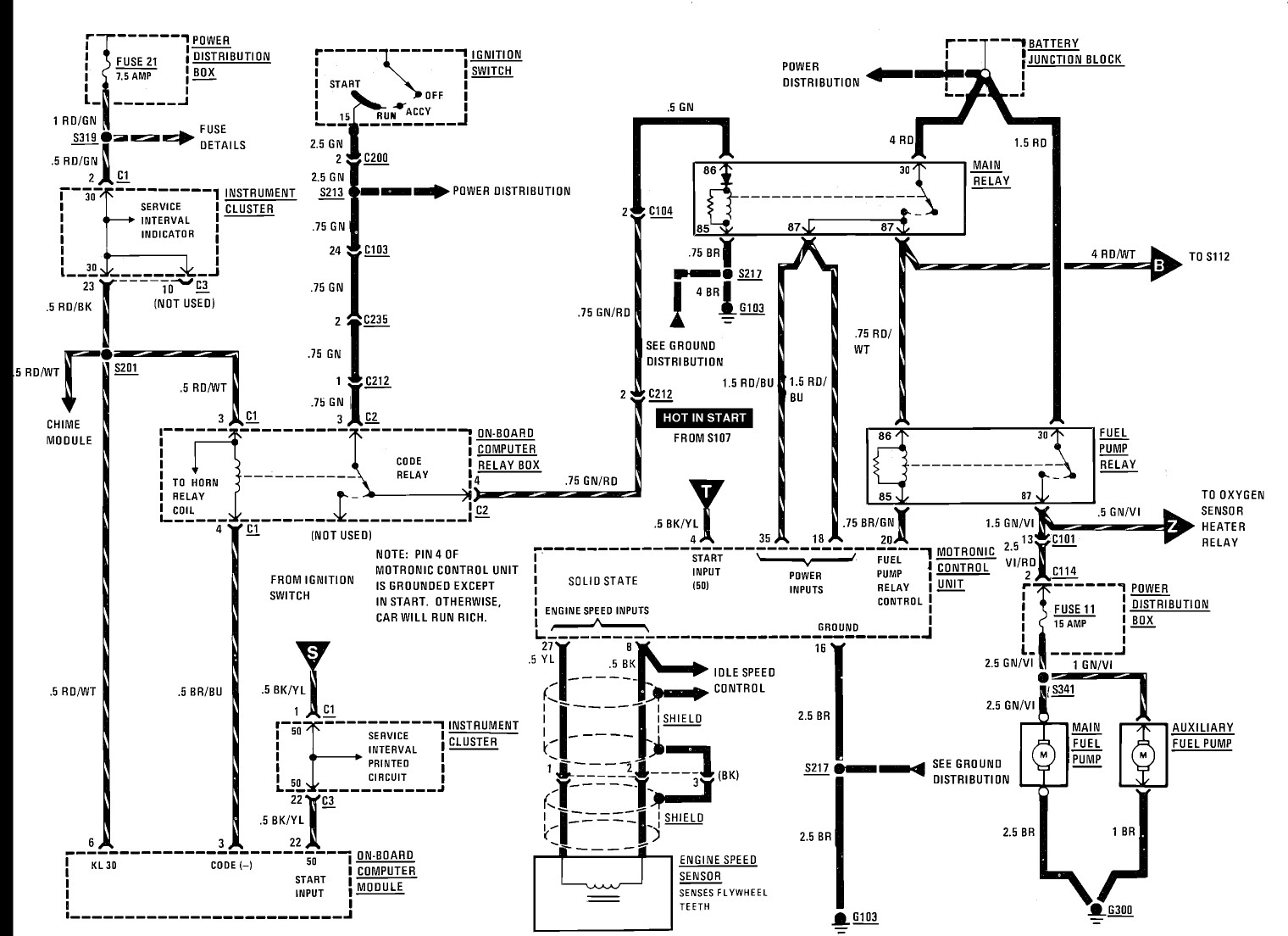Bmw Z4 Wiring Diagram Radio