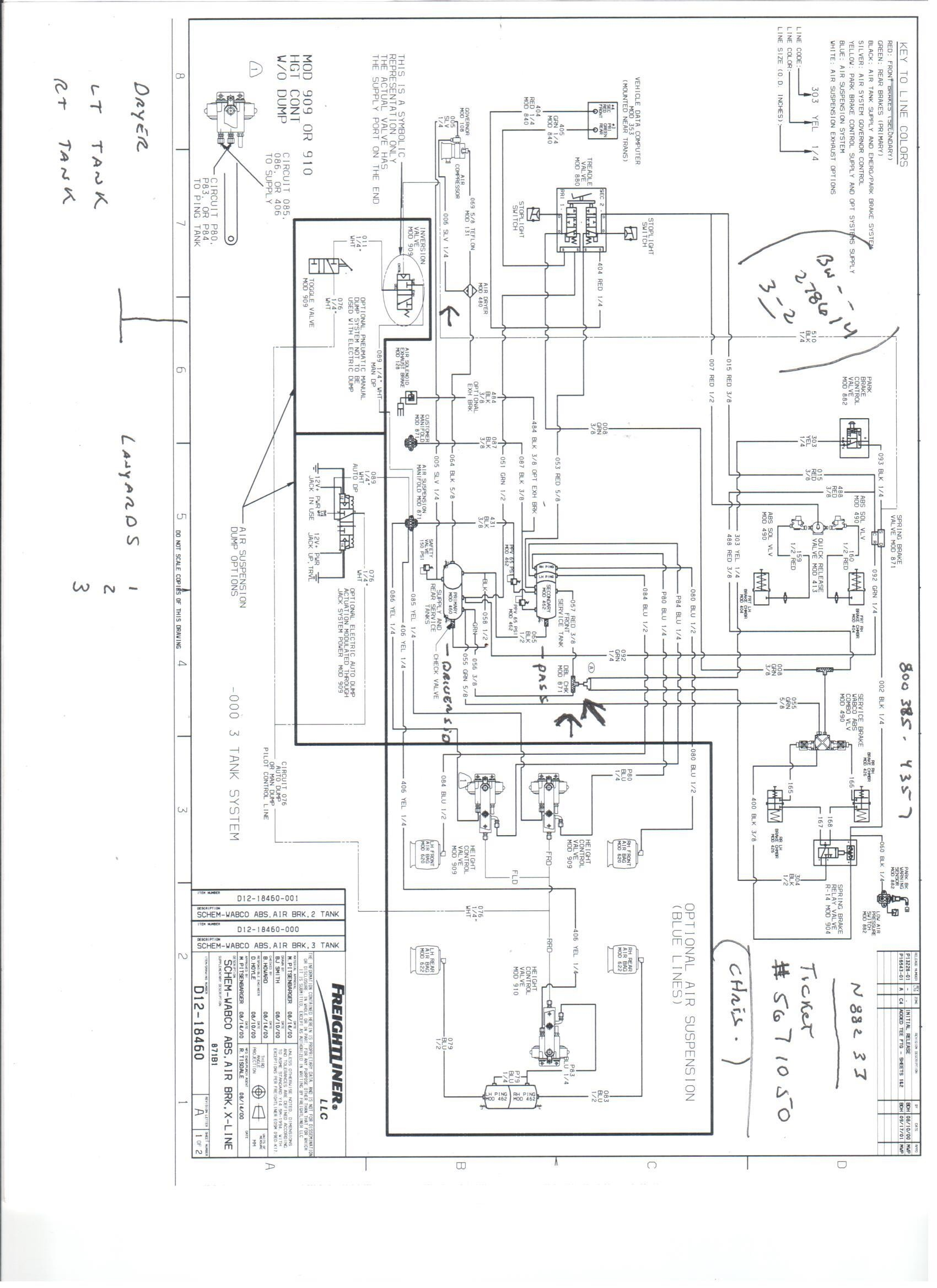 Chassis Electrical Wiring Diagrams