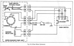 Universal Wiper Motor Wiring Diagram  impremedia