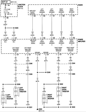 [WRG0721] 2003 Dodge Caravan Se Radio Wiring Diagram