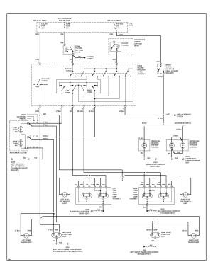 [WRG7045] 1997 Pontiac Grand Prix Fuse Diagram
