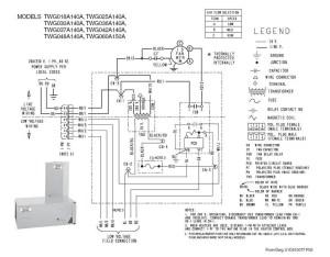Wiring A Universal Condenser Fan Motor  impremedia