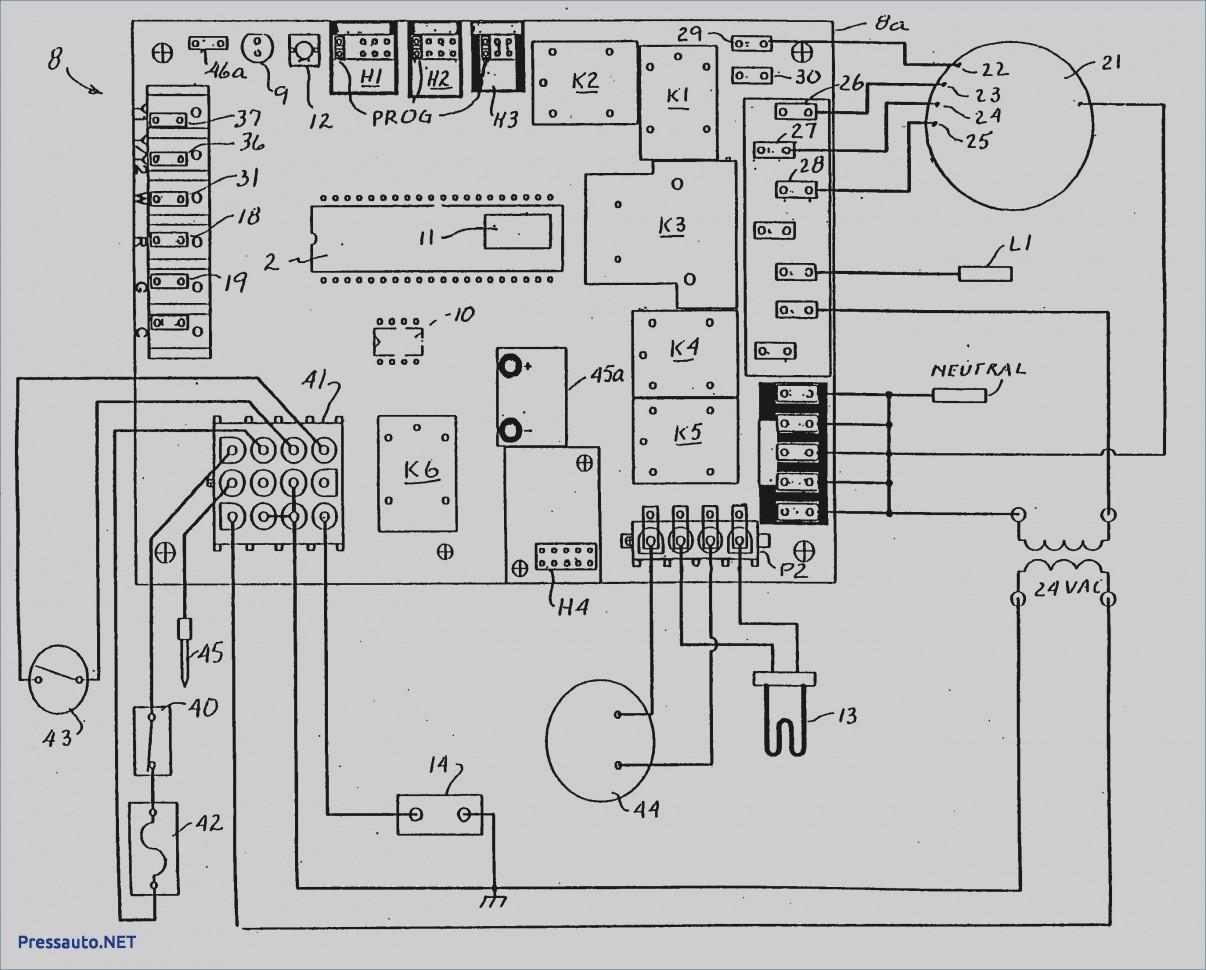 Hvac Control Board Wiring Diagram Unique
