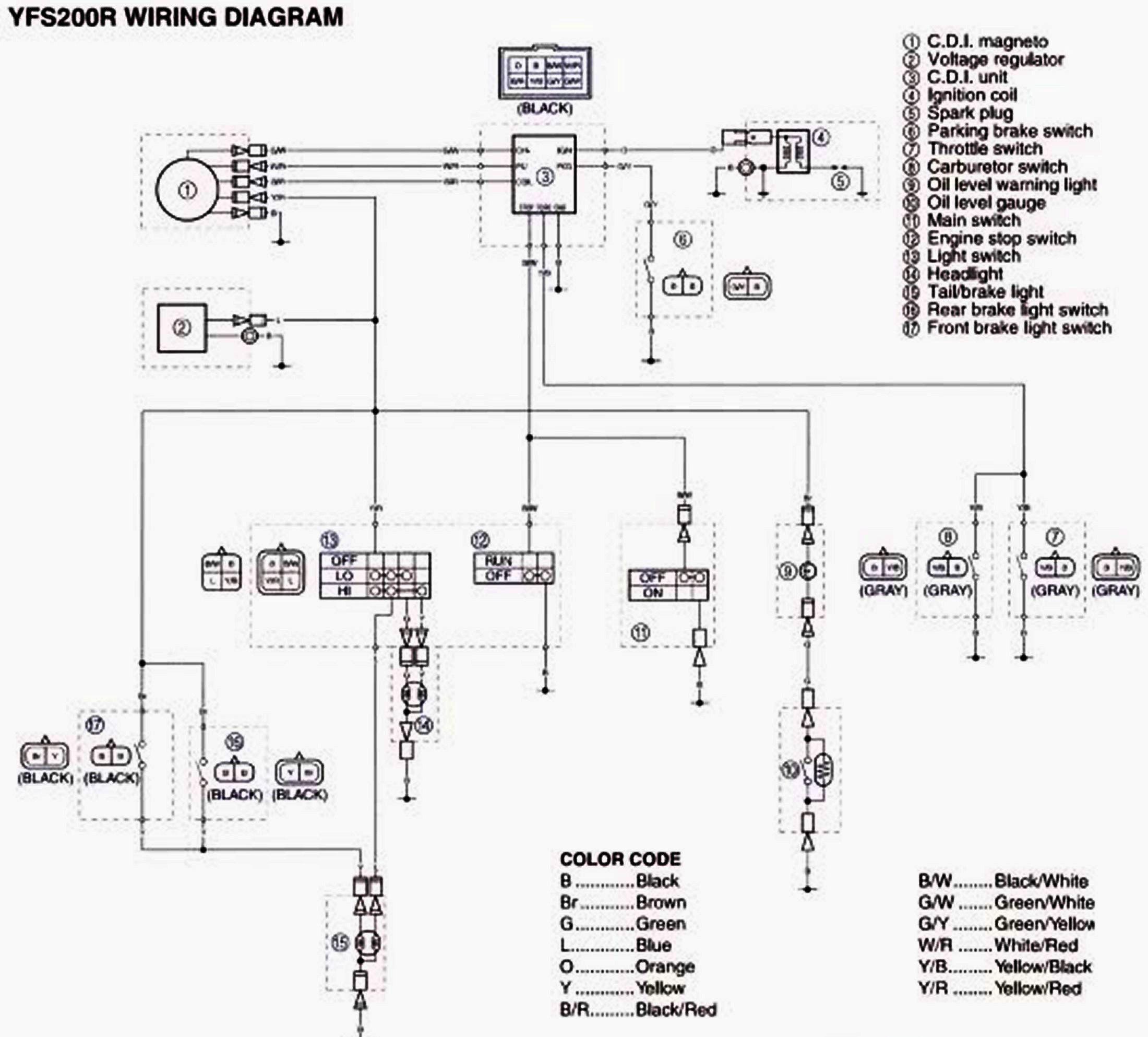 Mercruiser 30 Ignition Wiring Diagram