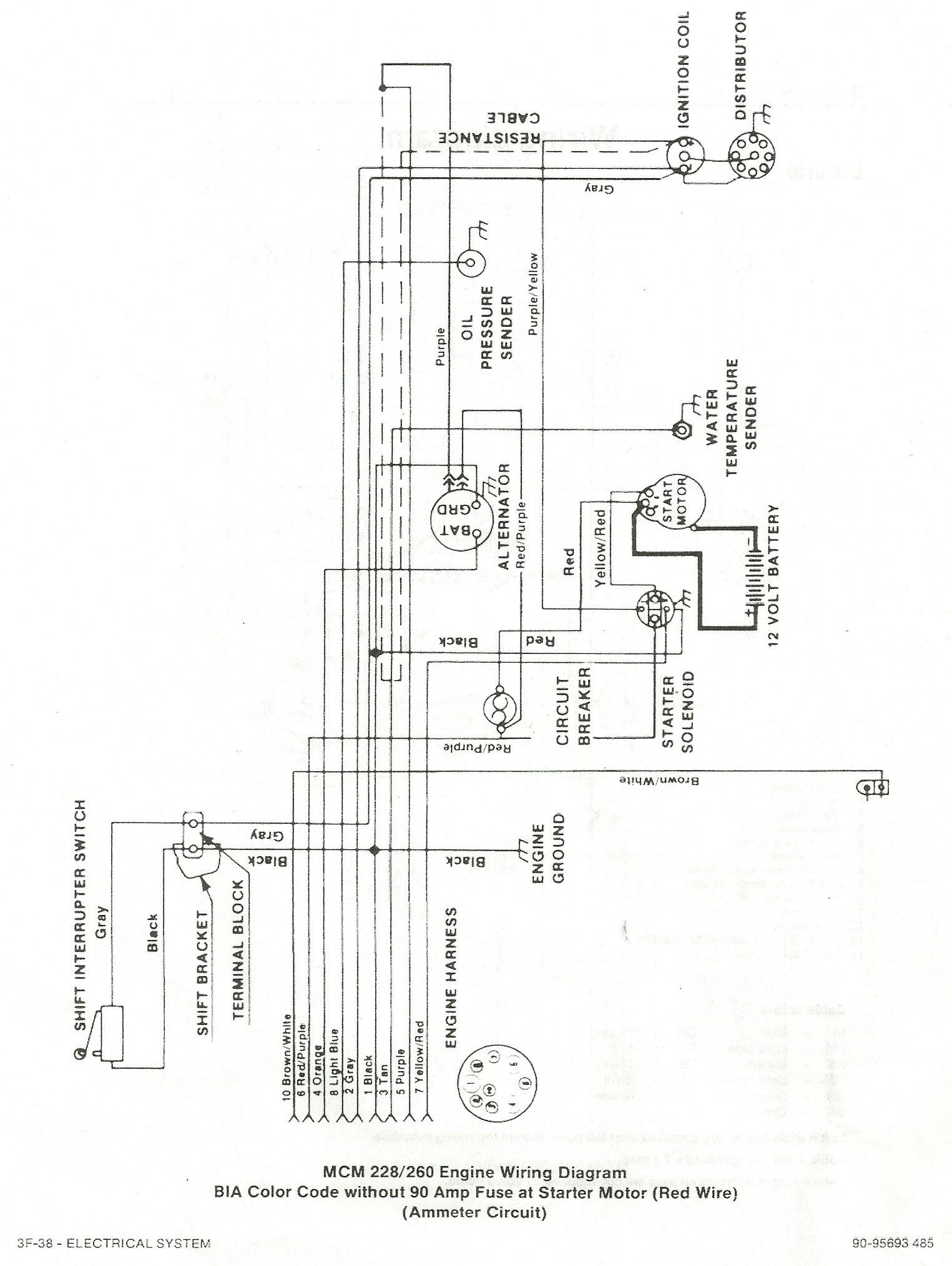 Kancil Alternator Wiring Diagram