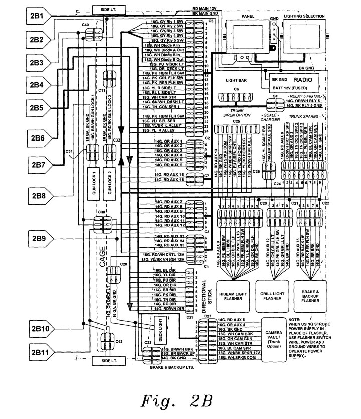 ✦diagram based✦ light bar wiring diagram whelen 295hfs4 completed diagram  base whelen 295hfs4 - errera.tapediagram.pcinformi.it  diagram based completed edition - pcinformi