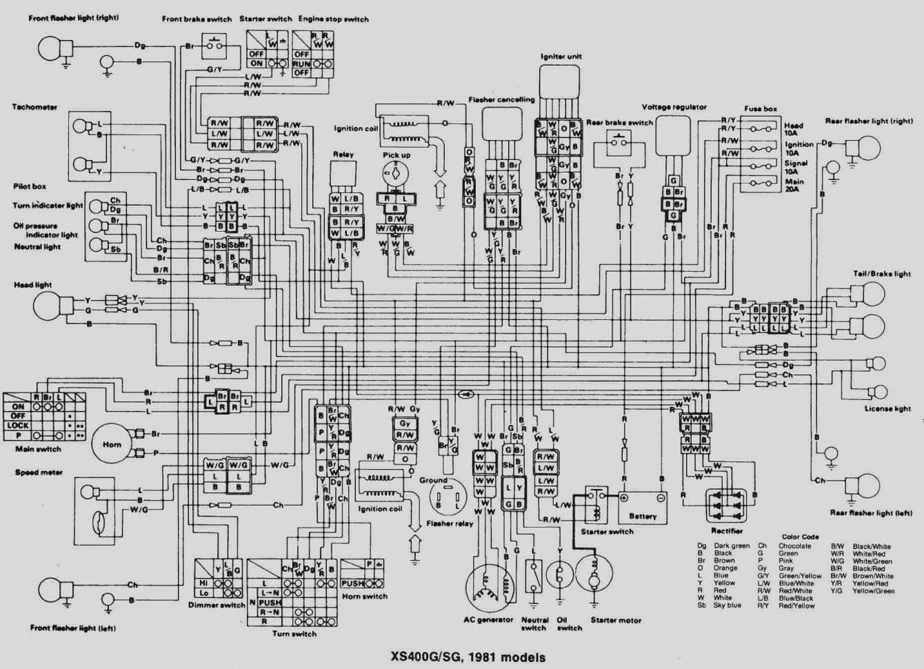 Yamaha Big Bear Parts Diagram