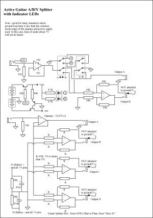2 button Footswitch Schematic | Wiring Diagram Image