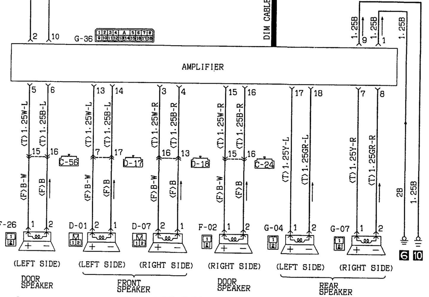 Wiring Diagram Kenwood Kdc 1022 On Kenwood Car Stereo Kdc 222 Wiring