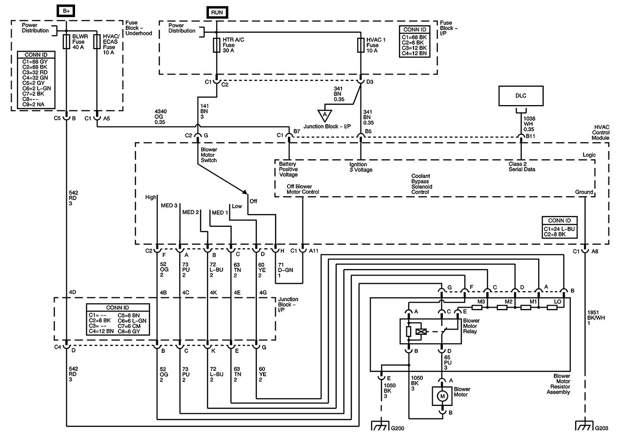 Jeep Liberty Blower Motor Wiring Diagram