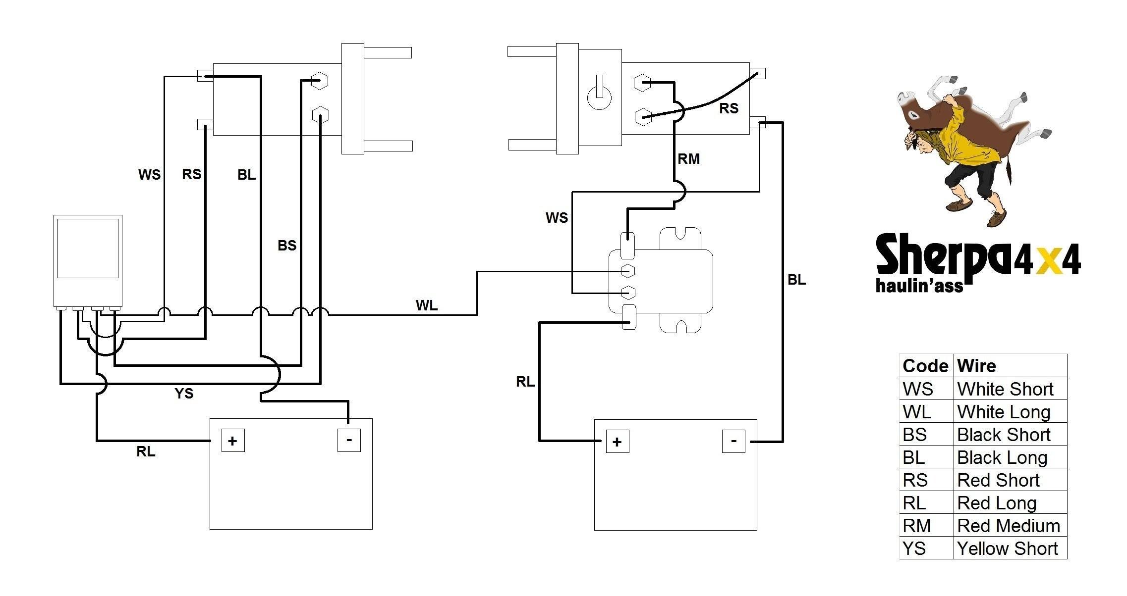 Badland Winch Wiring Diagram Elegant