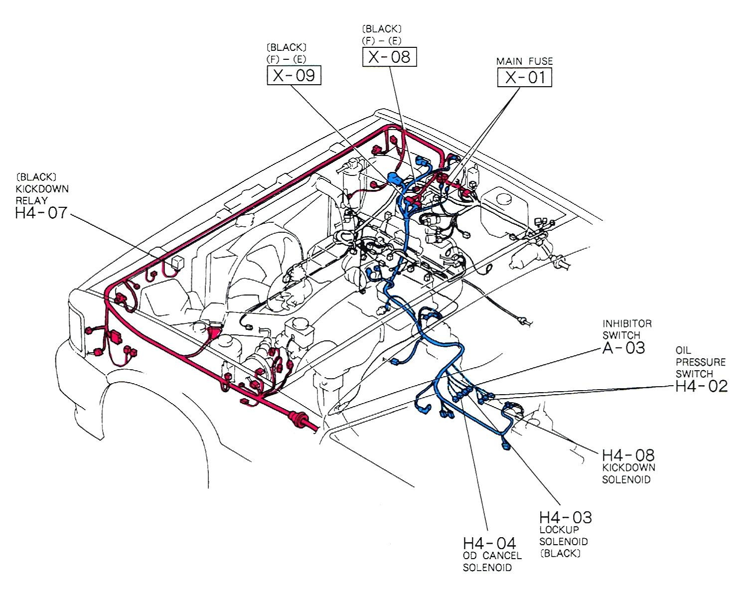 Wiring Diagram For W Hps Ballast