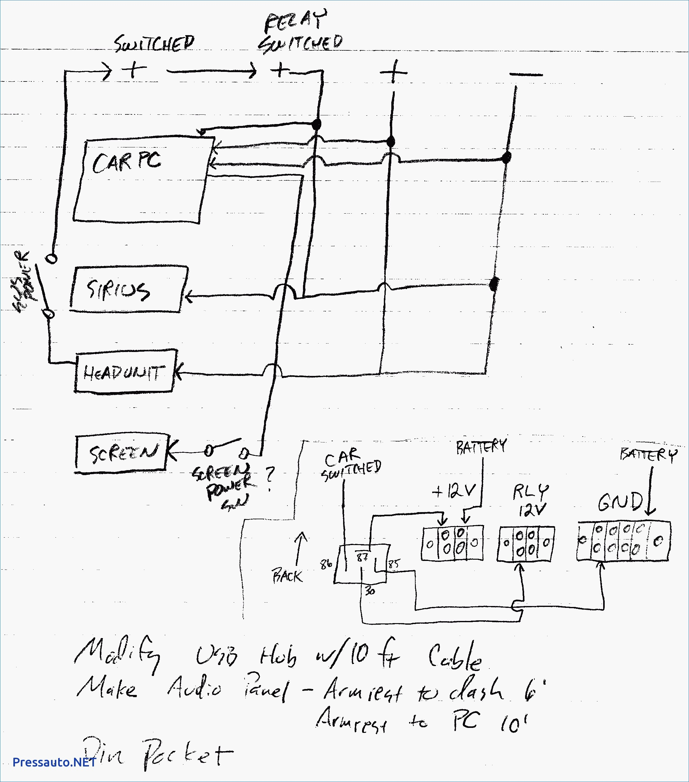 On Smith Brothers Services Sealed Beam Plow Light Wiring Diagram