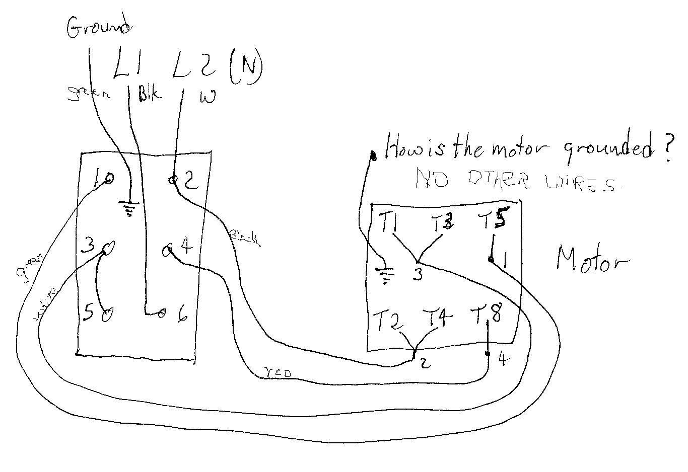 Doerr Electric Motors Wiring Diagrams