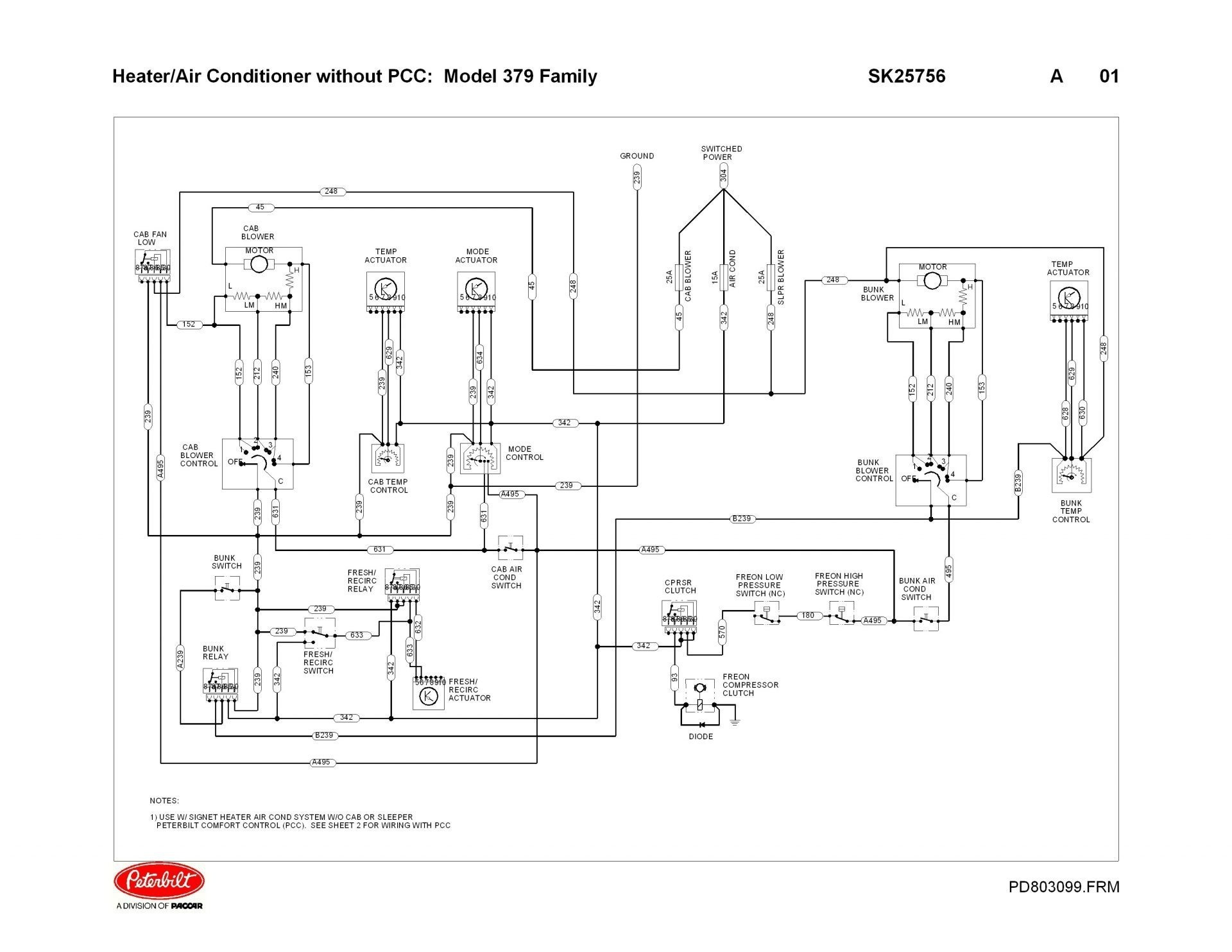 Hvac Fan Relay Wiring Diagram Awesome