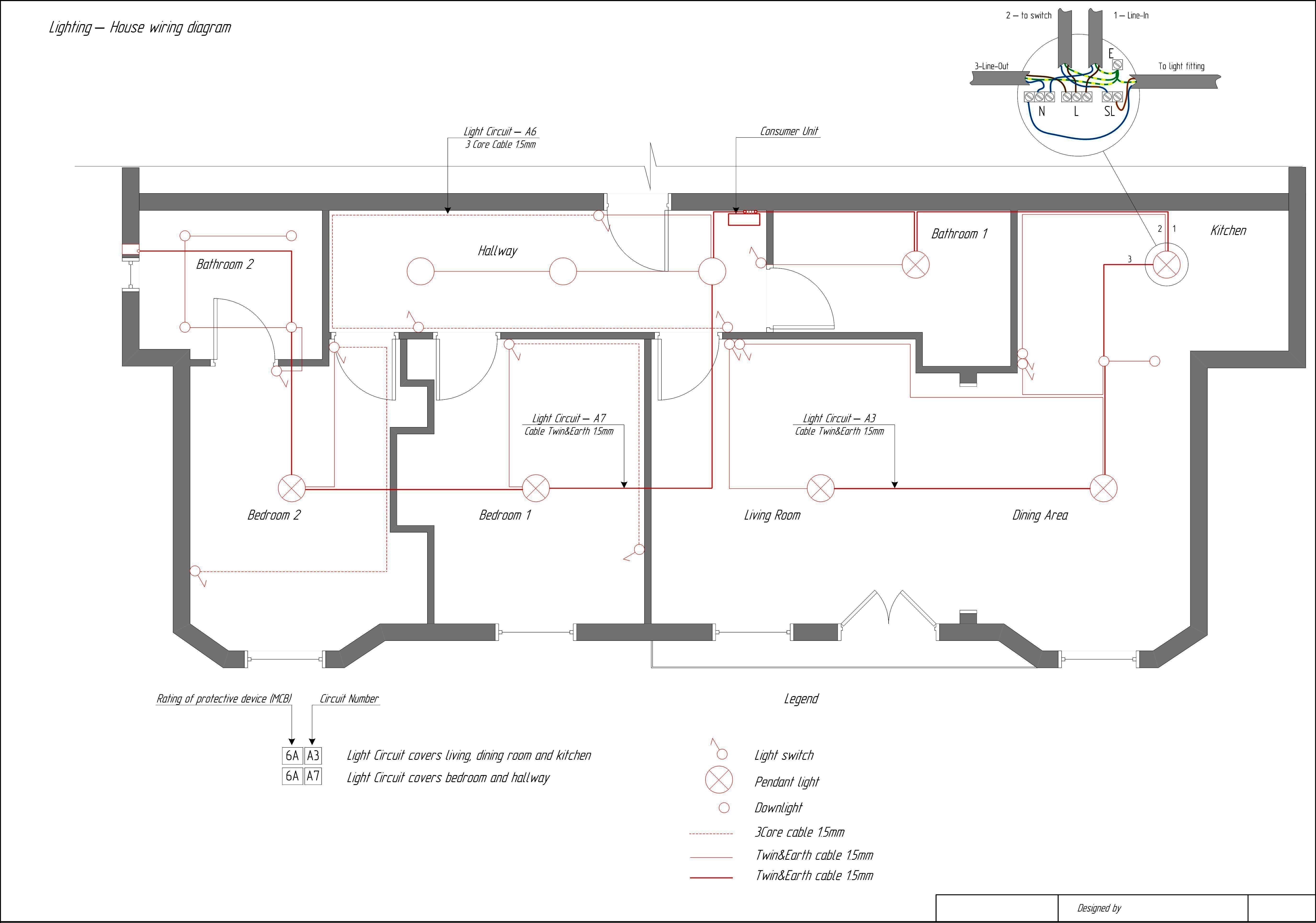 3 Way Switch Wiring For Dummies. Wiring. Wiring Diagram Images