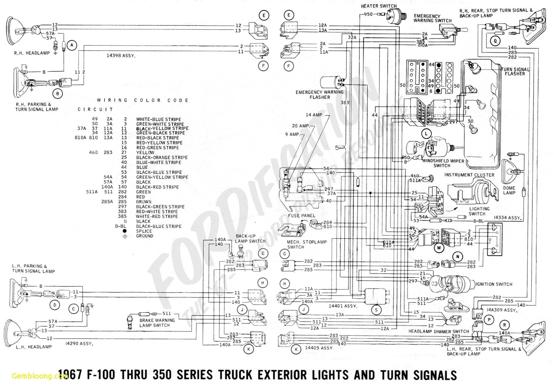 Ford F650 Turn Signal Wire Diagrams New