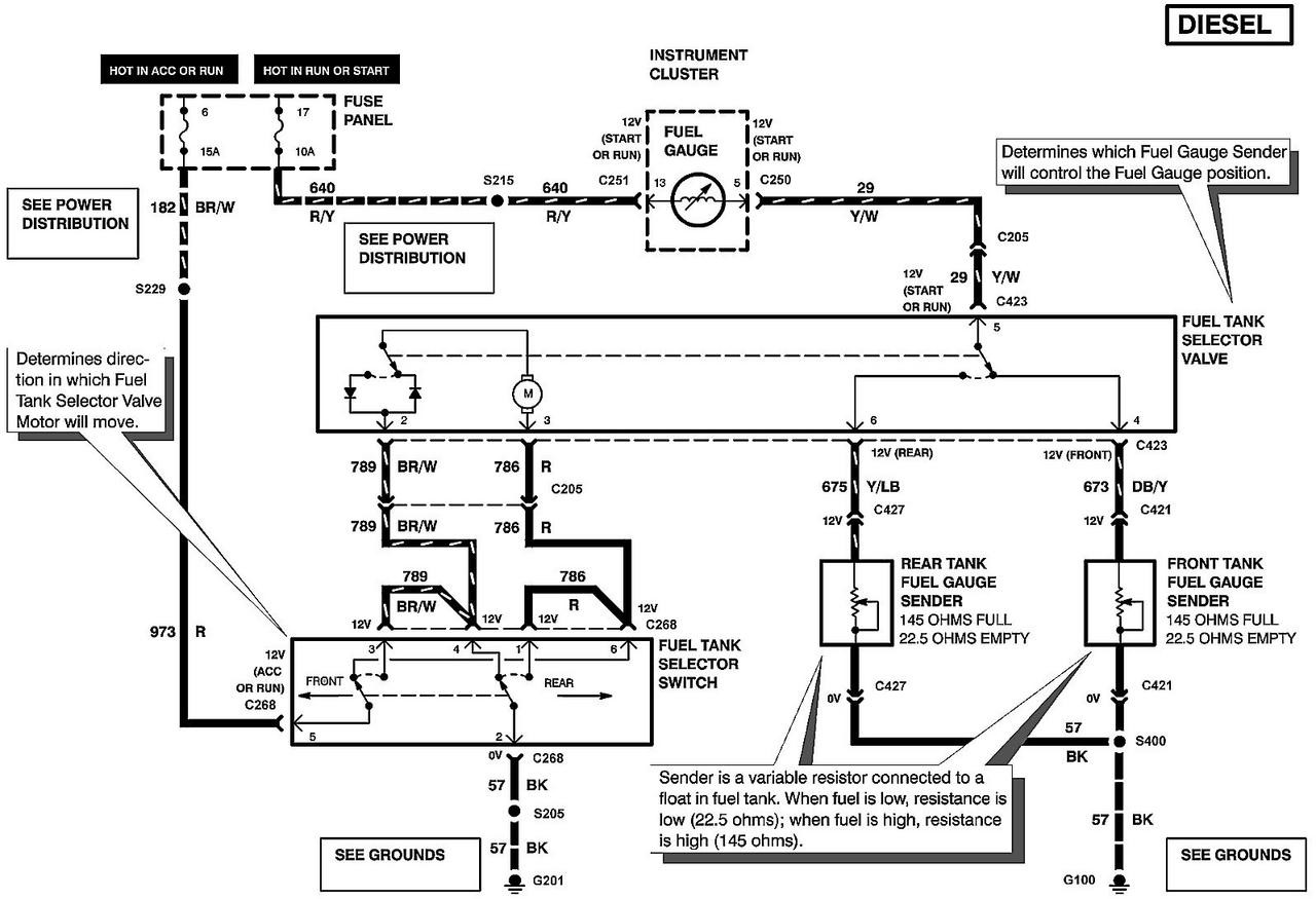 Ford F150 Electric Fuel Pump Wiring Schematic