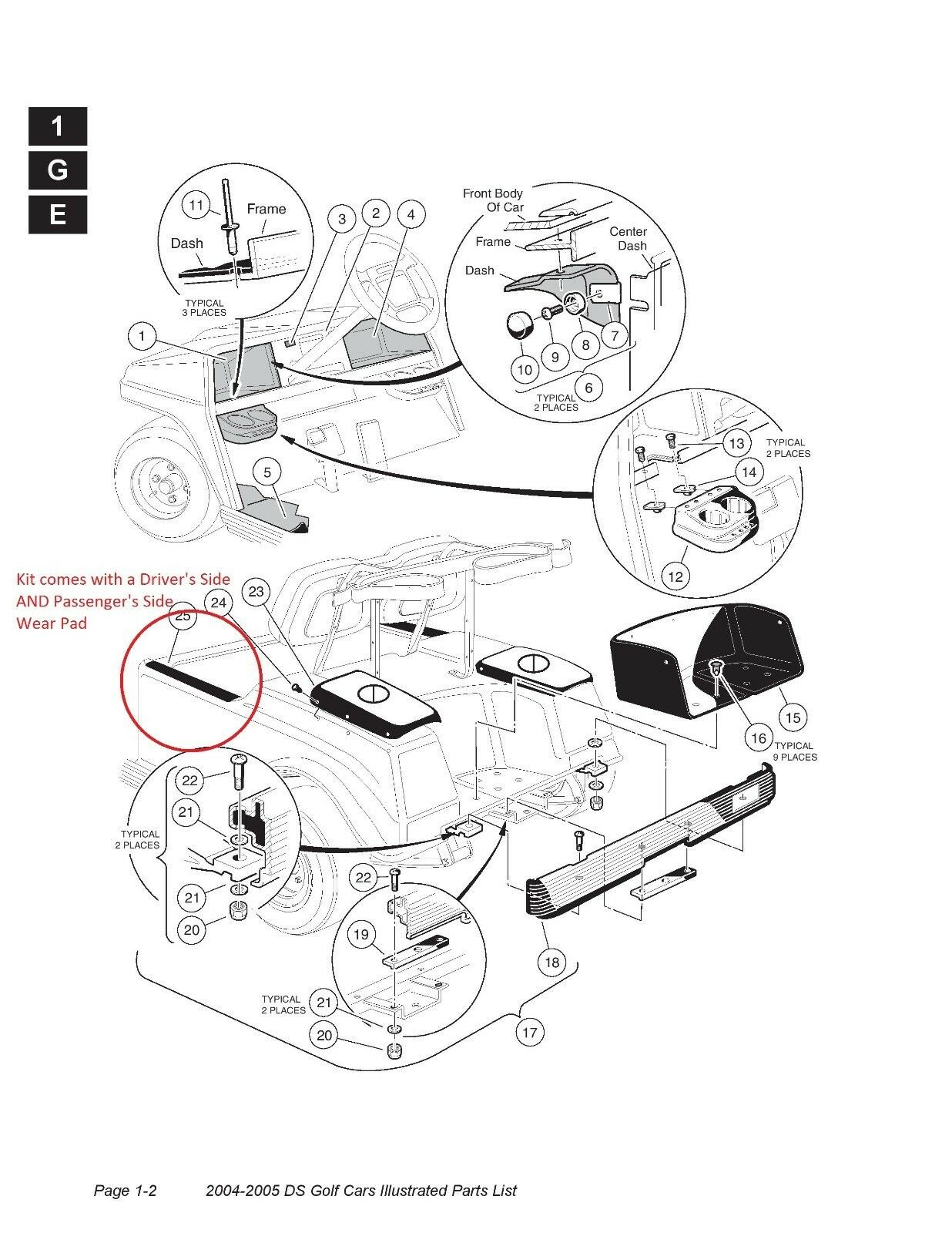 Club Car Forward Reverse Switch