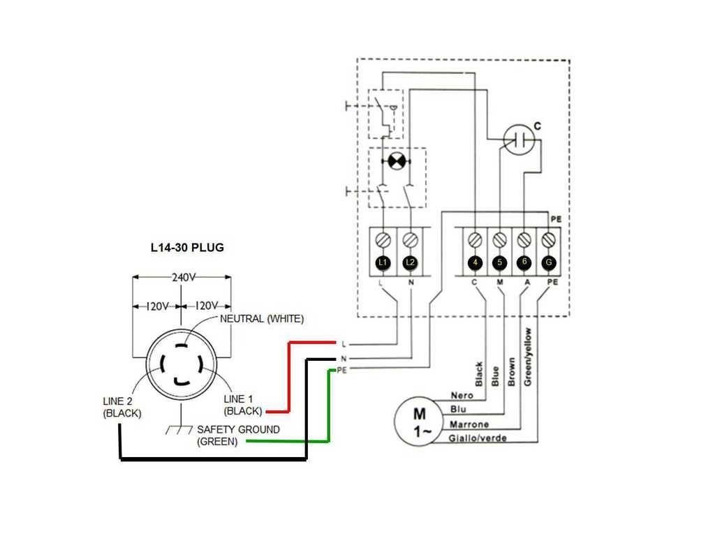 Volum Connection Diagram