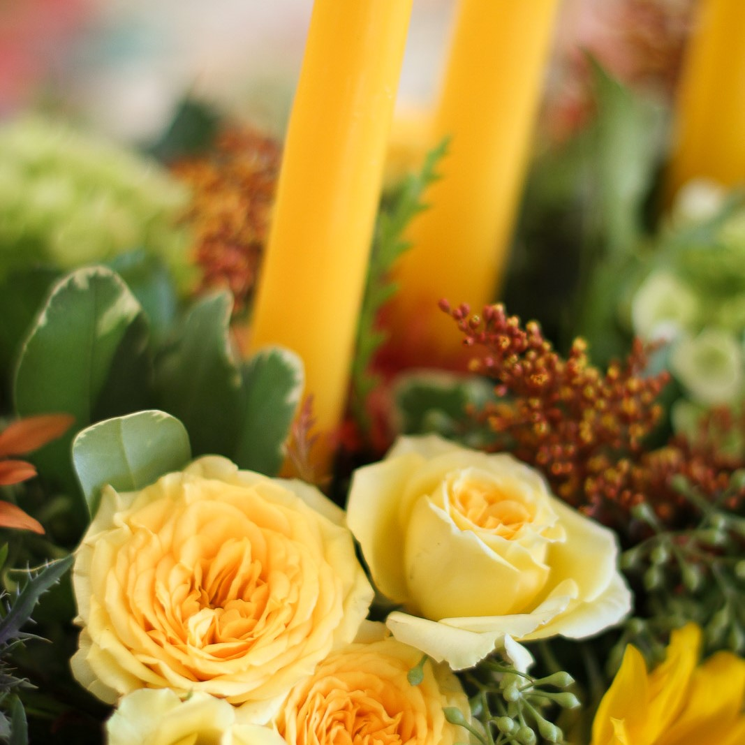 Thanksgiving Centerpieces { Anoka Area Florist and Delivery }