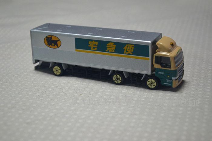 クロネコヤマトの10トントラック