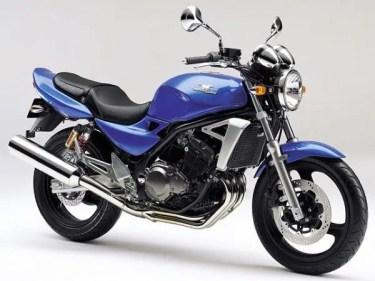 250ccネイキッドバイクの中古車比較!安い車種を紹介!