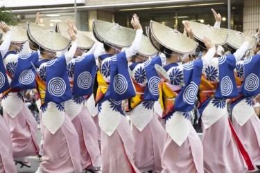 2018年阿波踊り期間中の四国旅行おすすめプランをご紹介♪
