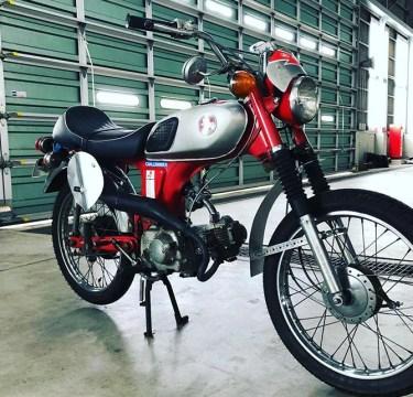 ホンダCL50のスペックやカスタムバイク&おすすめカスタムパーツを紹介!