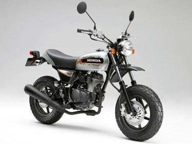 50cc原付バイクで人気が高いネイキッドタイプのおすすめ9選を紹介!